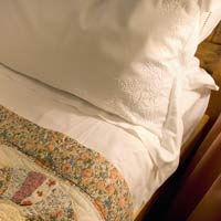 Pillow and bedlinen
